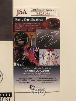 Juice WRLD Signed Autographed Goodbye And Good Riddance Vinyl Record LP JSA COA