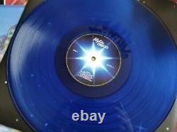 KYLIE DISCO Signed Blue Vinyl. NEW. Rare. FREE U. K. POSTAGE