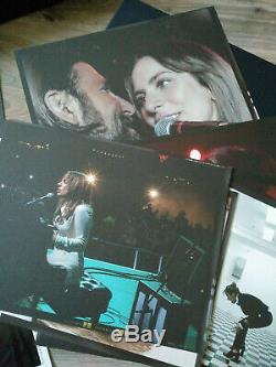 Lady Gaga (chromatica) A Star is born limited Edition gold Vinyl LP (not signed)