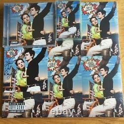 Lana Del Rey NFR Collectors pack Signed Card, Green Vinyl, CD and Cassette