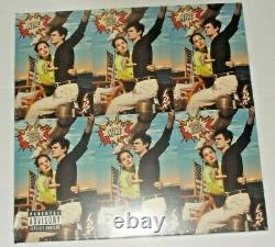 Lana Del Rey Norman Rockwell Explicit Cover Lime Green 2 Vinyl, Cd + Signed Photo