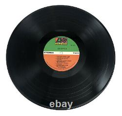 Led Zeppelin 1 Signed Autographed Vinyl Album Jimmy Page Robert Plant John Paul
