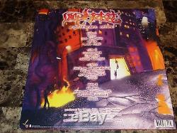 Limp Bizkit Band Signed Vinyl LP Record Significant Other Fred Durst Wes Borland