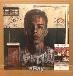 Logic Autographed Under Pressure 2 LP 12 Vinyl Record (Bobby Tarantino) JSA