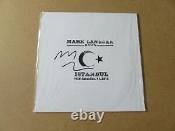 MARK LANEGAN BAND Istanbul LP RARE ORIGINAL HAND NUMBERED & SIGNED 1ST PRESSING