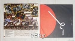 METALLICA Garage Days RECORD LP VINYL 80's Autographed Signed JASON & JAMES