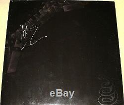 METALLICA SIGNED AUTOGRAPHED BLACK ALBUM LP VINYL ORIG 1st PRESS 1991 LARS PROOF
