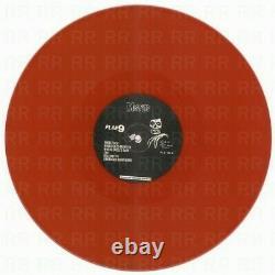 MISFITS Legacy of Brutality LP (Plan 9) RED VINYL with pink streak SIGNED Glenn