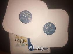 Mac Miller Signed Autographed Blue Slide Park Vinyl LP Record Rare