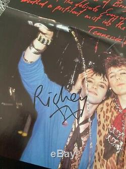 Manic Street Preachers Stay Beautiful Signed Inc Richey Edwards 12 Vinyl