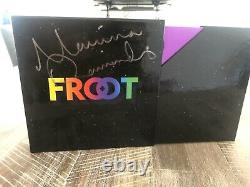 Marina and the Diamonds FROOT 7 Vinyl Box SIGNED Rare + OOP