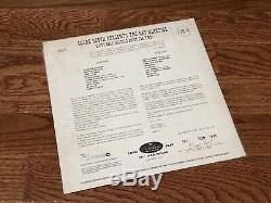 Mark Ryden THE GAY NINETIES (90s) Olde Time Music SIGNED Limited LP VINYL FRAMED