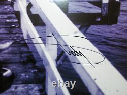 Marshall Mathers Eminem Signed Autographed'Slim Shady LP' Vinyl Album BAS LOA