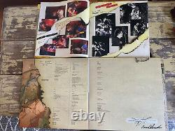 Me And Him Call It Us 3xLP vinyl Wax Vessel SIGNED MAHCIU Stickers And Book