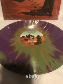 Mega Rare 2015 Sleep Dopesmoker Sativa Vinyl Lp ARIK ROPER SIGNED Stoner Doom