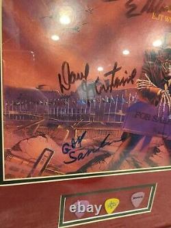 Megadeth Peace Sell But Who's Buying Vintage Signed Vinyl Album Acoa Loa