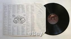 Michael Jackson HAND SIGNED Autograph THRILLER Record LP Vinyl Album 80s Beat It