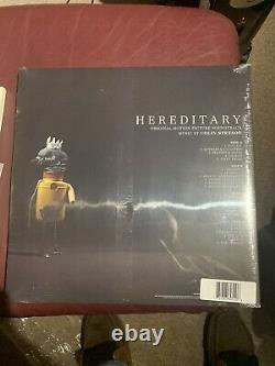 Milan Records Hereditary Vinyl Soundtrack Autographed By Ari Aster A24 Sealed