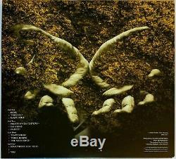 Mint Signed Vast 1998 Visual Audio Sensory Theater 2011 USA 1st Vinyl 2lp Nin