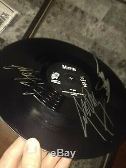 Misfits die die my darling Signed Record Vinyl Danzig