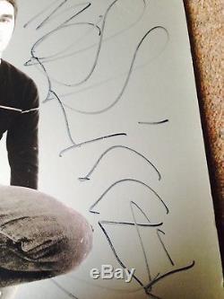 Morrissey Maladjusted SIGNED Vinyl LP