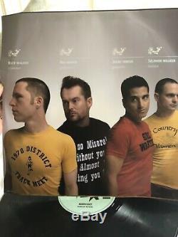 Morrissey Signed Years Of Refusal Vinyl