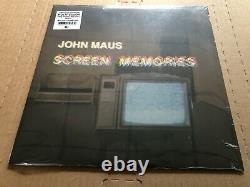 NEW SUPER RARE John Maus COLORED Vinyl 6xLP Box Set SIGNED with booklet