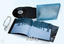NIN Trent Reznor signed Girl With Dragon Tattoo Deluxe Vinyl Box Set 1049/3000 U