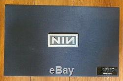 Nine Inch Nails Ghosts I-IV Limited Edition Box Set Vinyl LP Record SIGNED