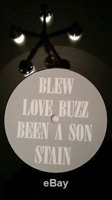 Nirvana BLEW EP 12 vinyl 1989 AUTOGRAPHED 1st Pressing Sub Pop / Tupelo