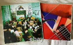 OASIS Masterplan 7 X Vinyl Box Set Signed By Noel Gallagher Creation Records