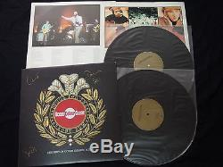 Ocean Colour Scene Songs For The Front Row (The Best of) 2x LP Vinyl Signed