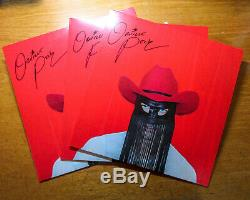 Orville Peck Signed PONY Vinyl Album EXACT Proof COA Country Gay Interest FRIGS