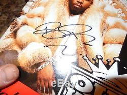 Outkast RARE Signed Framed Vinyl LP Record André 3000 Big Boi Rap Hip Hop + COA