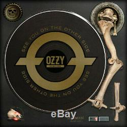 Ozzy Osbourne See You On The Other Side Autographed & Numbered Vinyl Box Set