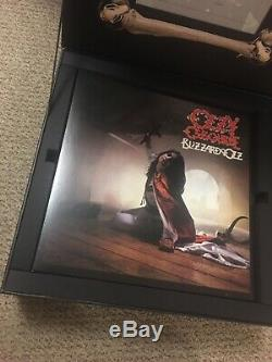 Ozzy Osbourne See You On The Other Side Ltd. Vinyl Boxset Autographed & Numbered
