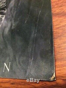 Ozzy Osbourne Signed Ordinary Man Lp Album Flat Vinyl +3 Photos Incredible