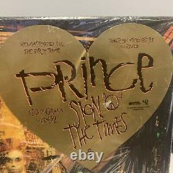 PRINCE-SIGN O' THE TIMES (SUPER DELUXE EDITION) Vinyl Brand New, Sealed