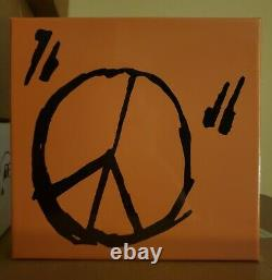 PRINCE Sign O The Times THE SINGLES 7 Box SEALED Limited Edition Peach Vinyl