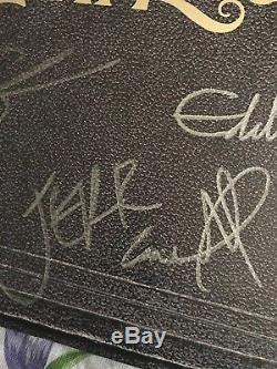 Pearl Jam Signed Vinyl Record