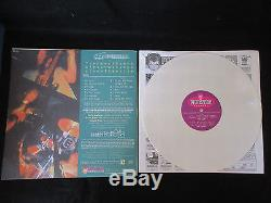 Presidents of United States of America ST Spain White Vinyl LP Signed Copy PUSA
