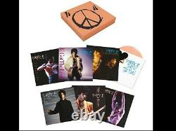Prince Sign O The Times Limited 7 peach Vinyl Box Set cheapest on the net New