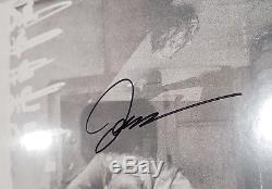 RARE Signed The Amity Affliction Misery Vinyl Black Joel Birch Ahren Stringer