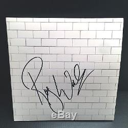Roger Waters Signed Pink Floyd The Wall Vinyl Album Wexact