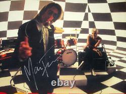 ROXETTE Crash Boom Bang TOP RARE FULLY SIGNED ORIGINAL 1994 VINYL LP AUTOGRAPHED