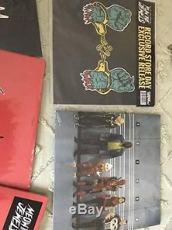 RUN THE JEWELS RTJ RSD 2018 Ultimate Comic Book Day Variants Vinyl Signed
