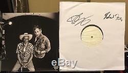 Robert Finley Goin Platinum Signed Test Pressing Vinyl LP Dan Auerbach EES-002