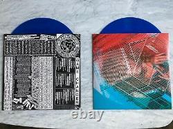 Roisin Murphy RÓISÍN MACHINE Transparent Blue 2LP Vinyl withZine & Signed Photo