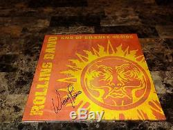 Rollins Band Signed Limited Edition Colored Vinyl LP End Of Silence Demos Henry