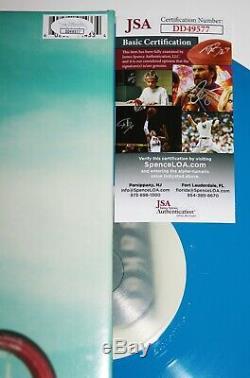 SHERYL CROW SIGNED TUESDAY NIGHT MUSIC CLUB 2x LP VINYL RECORD RSD AUTO JSA COA